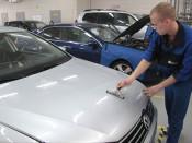 бронирование кузова автомобиля